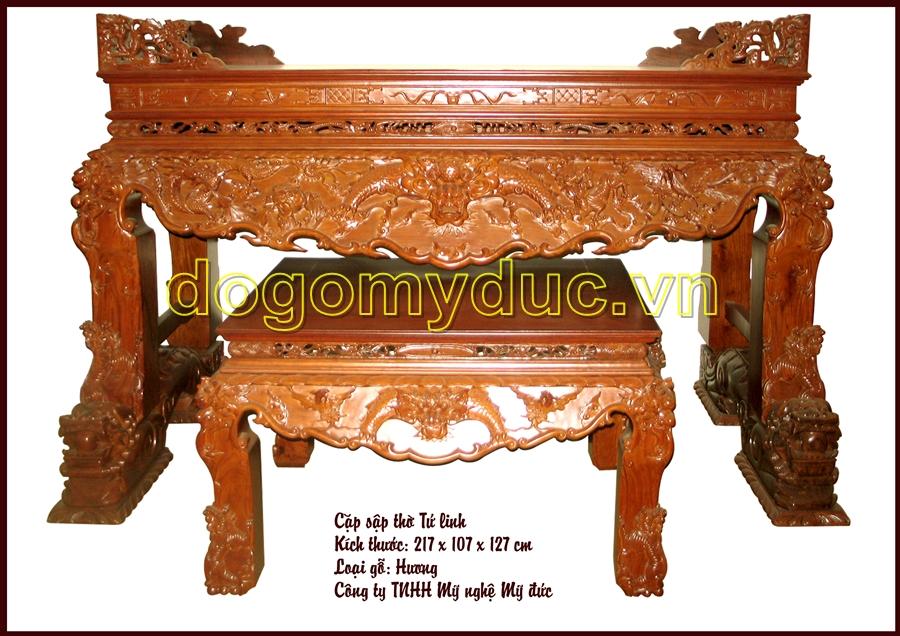 Cách chọn hướng đặt bàn thờ, tủ thờ cho gia chủ tuổi Ất Mão